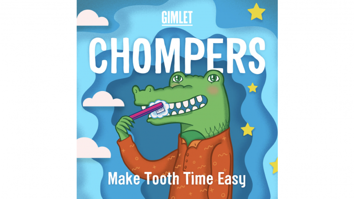 Podcast van de week - Chompers van Oral B
