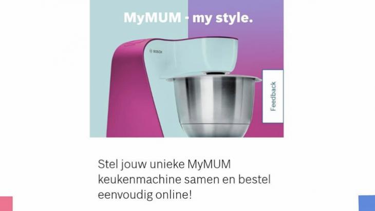 Bosch MyMUM