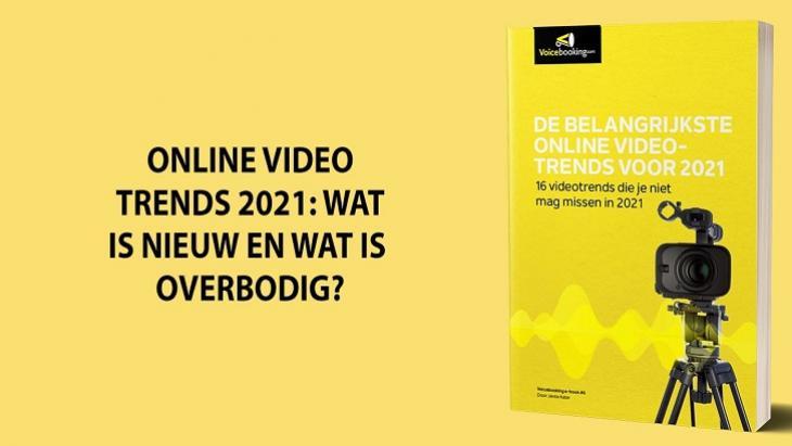 De belangrijkste online videotrends voor 2021