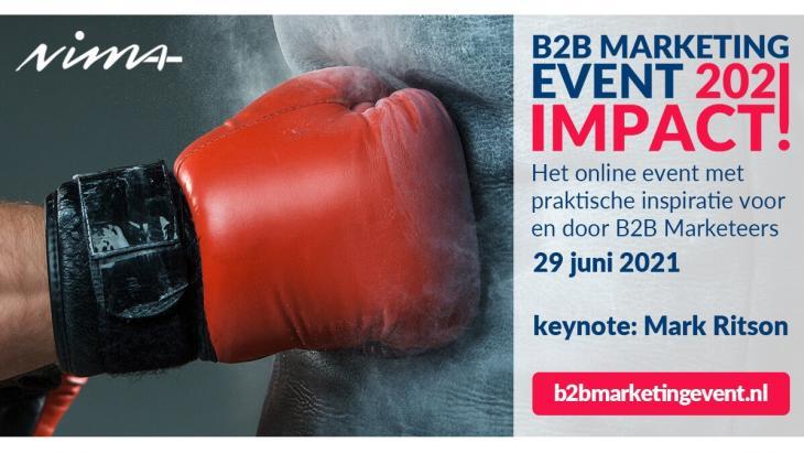 NIMA B2B Marketing Event met Mark Ritson op 29 juni 2021