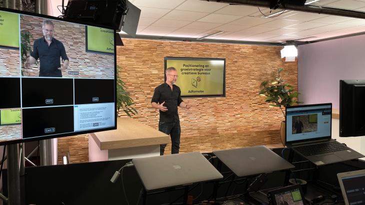 Studio Adformatie Masterclass-serie