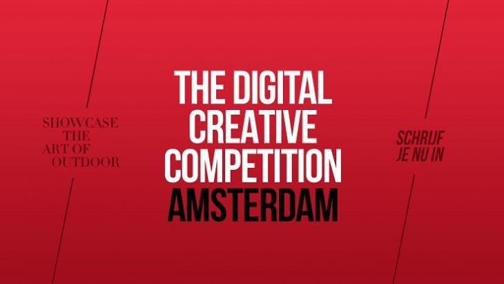 Ocean Digital Creative Competition Amsterdam