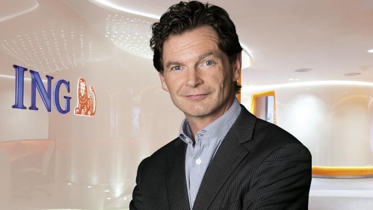 Dirk Mulder, sector banker Trade & Retail bij ING Business Banking