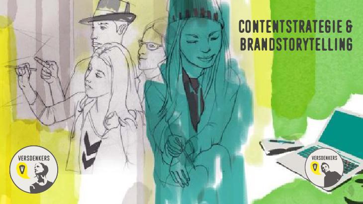 Contentstrategie en brandstorytelling Versdenkers