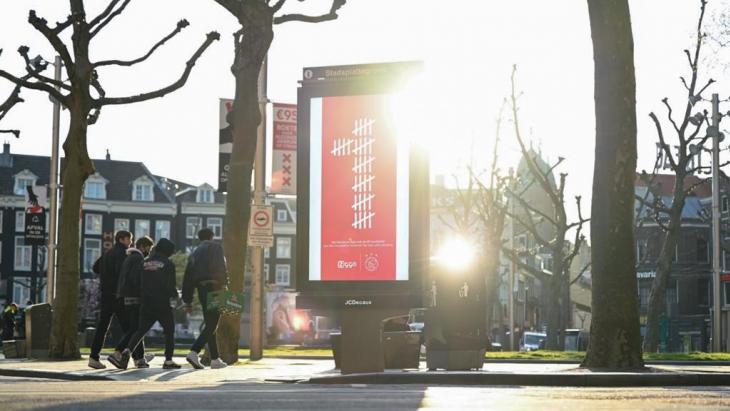Hoofdsponsor Ziggo viert kampioenschap AFC Ajax
