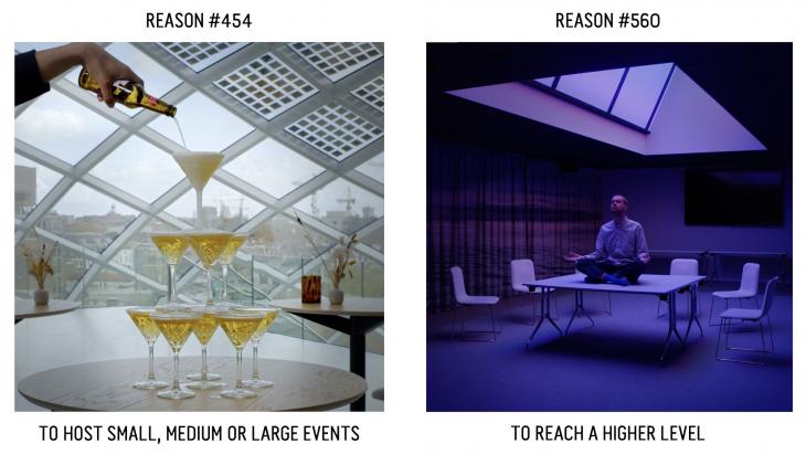 Voor creatieve hub Capital C is er altijd een reden