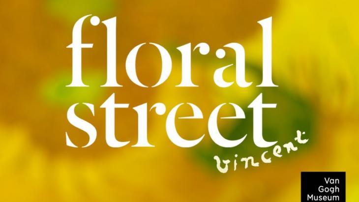 Van Gogh Museum kiest voor Floral Street als eerste 'parfumpartner'
