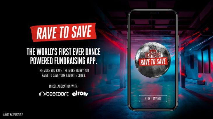 Desperados: 'Steunnoodlijdende clubs door te dansen'
