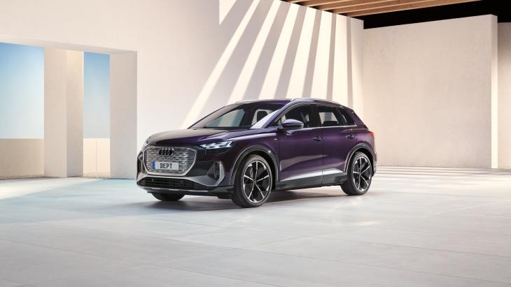 Audi kiest Dept