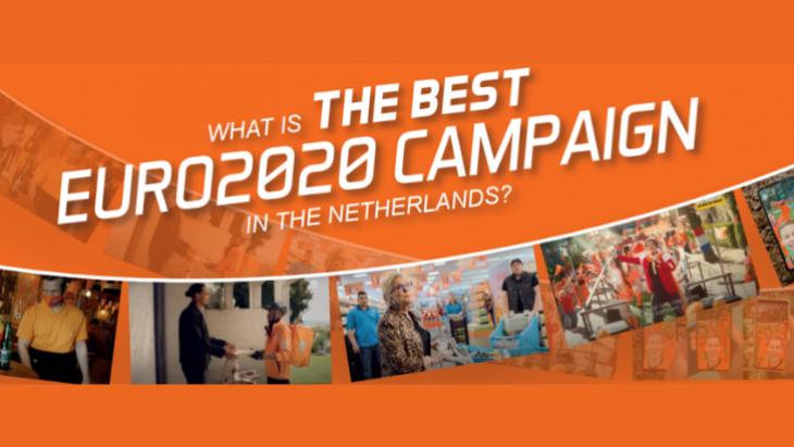Campagne test EK Voetbal Advertenties