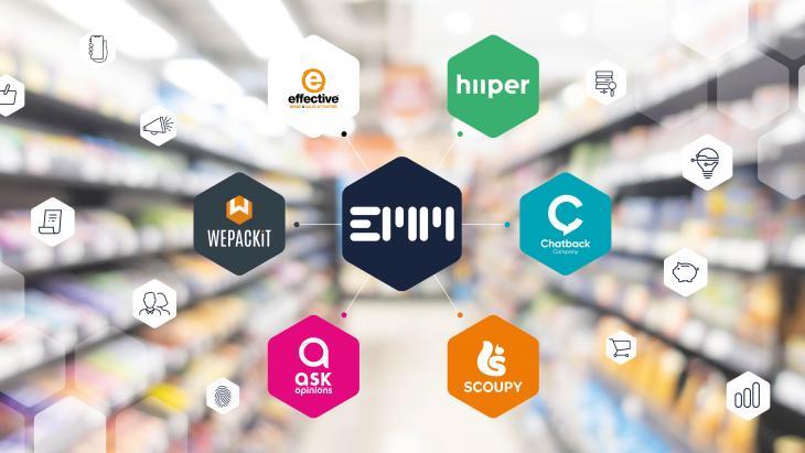 Shoppers bereiken, begrijpen en bewegen met de 6 labels van Effective Media & Marketing