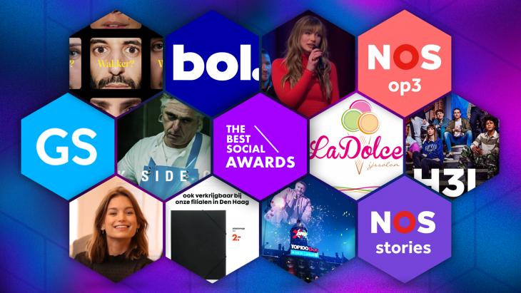 GoSpooky uitgeroepen tot Beste Agency bij The Best Social Awards 2021