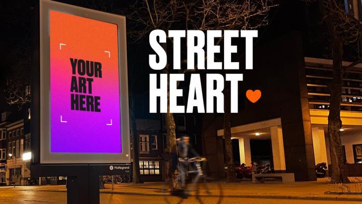 RAW Street Heart