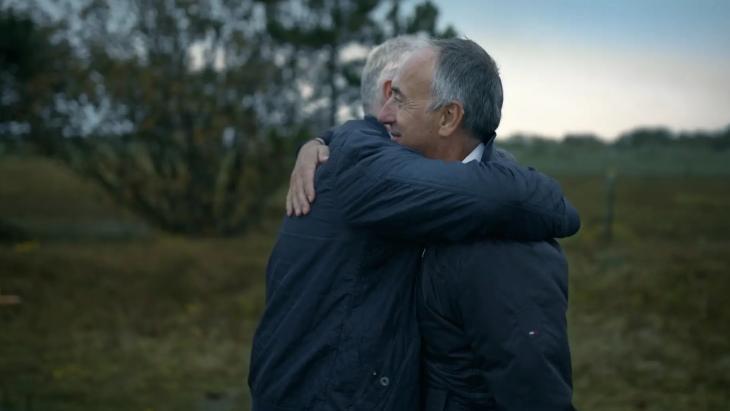 Sill uit de Volvo Lifesaver-film van Smarthouse