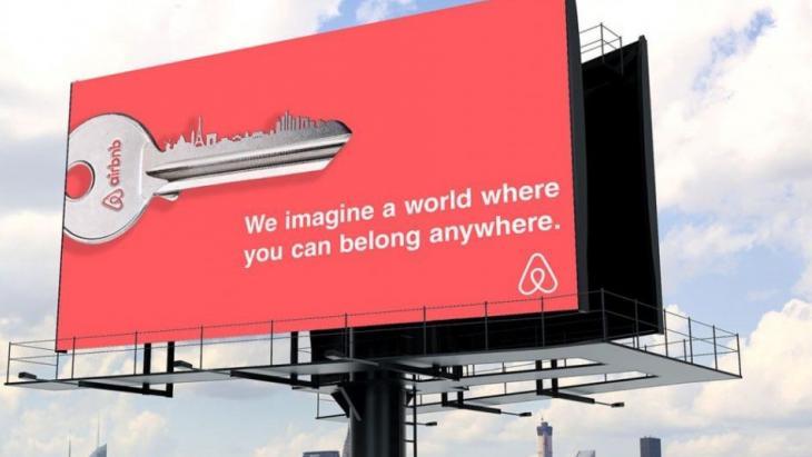 Belonging, het toverwoord  van AirBenB