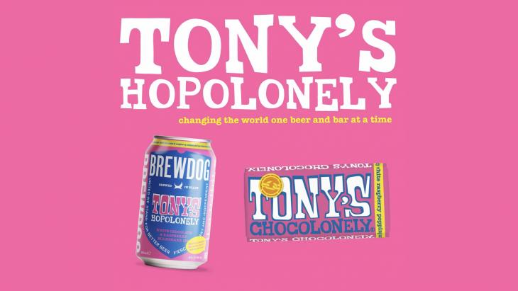 Tony's en Brewdog maken samen bier, dat had niet gehoeven