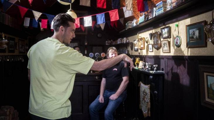 Emerson's – The Tiny Pub