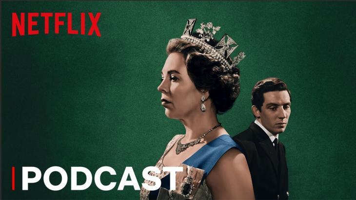 Podcast van de week: The Crown van Netflix