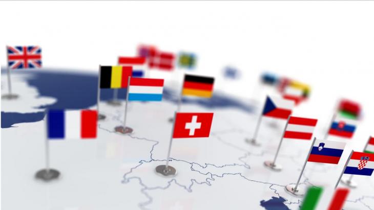 vlaggen europa klein