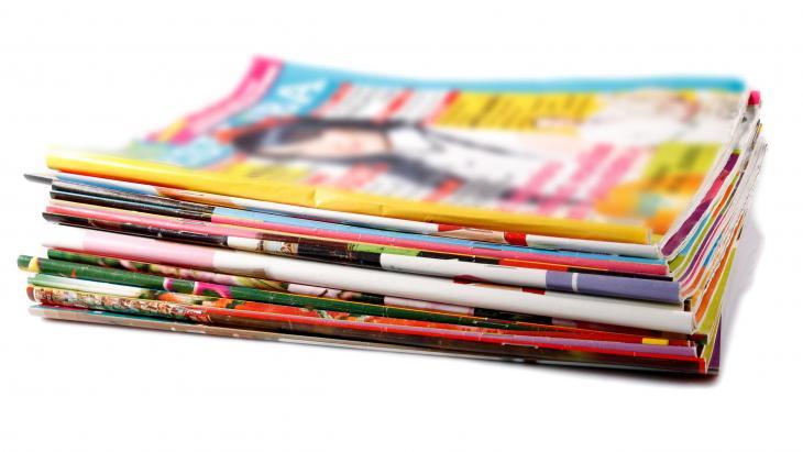 magazines - bladen