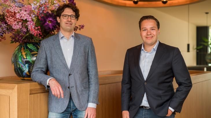 Rogier Smulders en Boj Nefkens