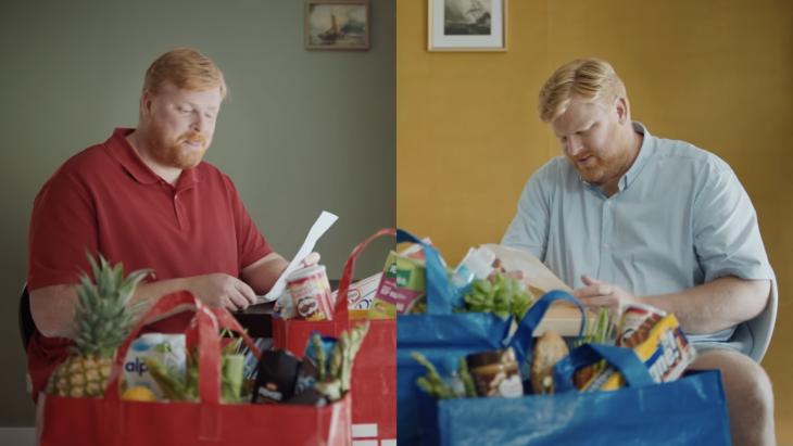 Dirk van den Broek presenteert nieuwe campagne met tweelingbroers Ed en Ad