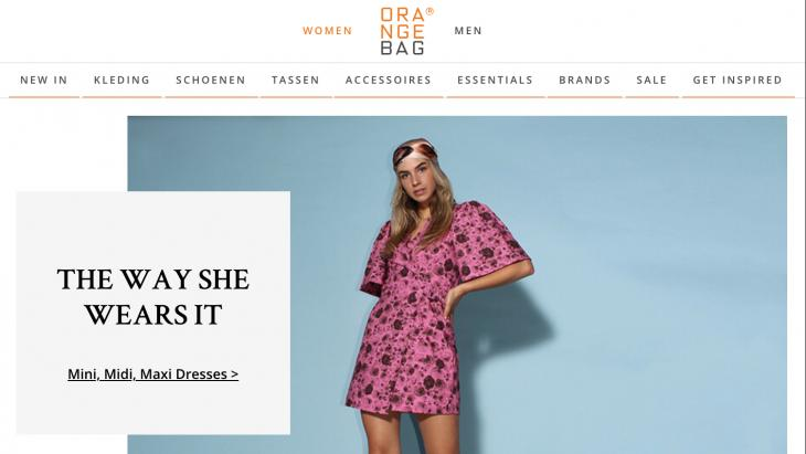 Website Orangebag