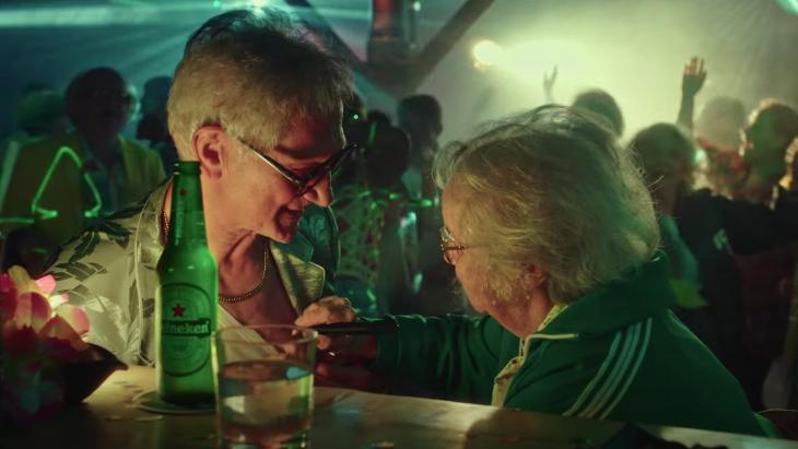 Heineken - The Night is Young