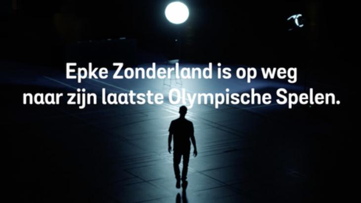 Campina brengt ode aan olympiër Epke Zonderland