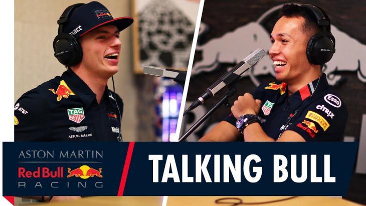 Talking Bull - Red Bull