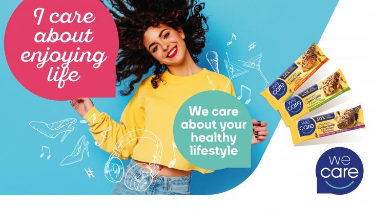 Nutrition & Santé introduceert nieuw merk in gewichtsbeheersing: WeCare