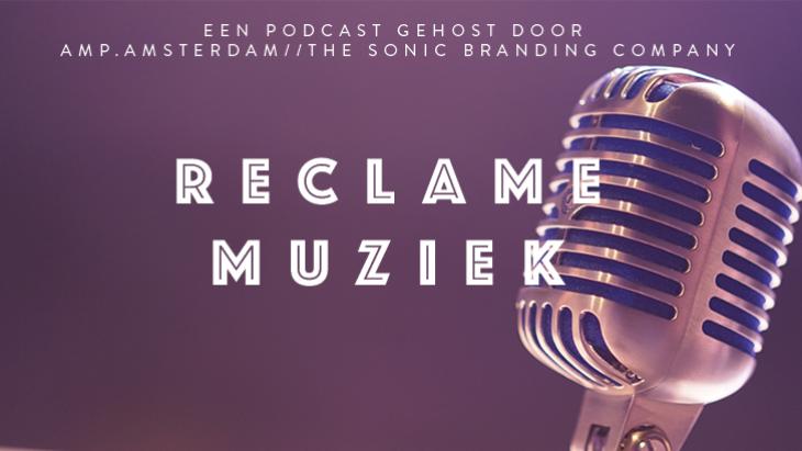 Nieuwe podcast serie Reclamemuziek