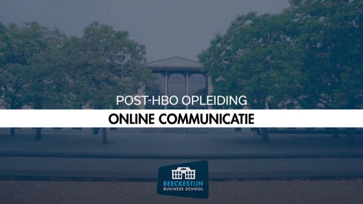 Beeckestijn Opleidingen: Online Communicatie