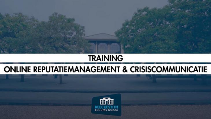 Beeckestijn opleidingen: Online Reputatiemanagement & Crisiscommunicatie