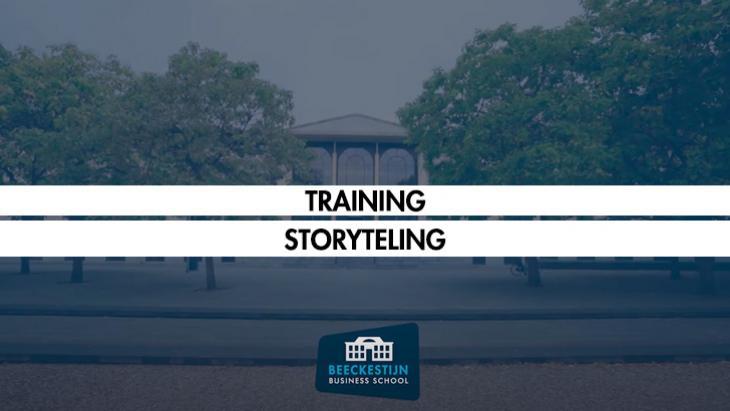Beeckestijn opleidingen: Storytelling