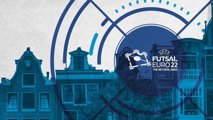 Vertigo 6 wint Uefa Futsal Euro 2022-pitch