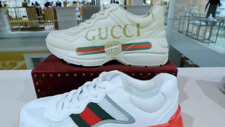 Top brands Gucci