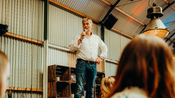 Marko Dobroschelski, CEO Linehub