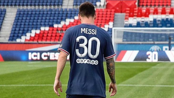 Messi naar PSG