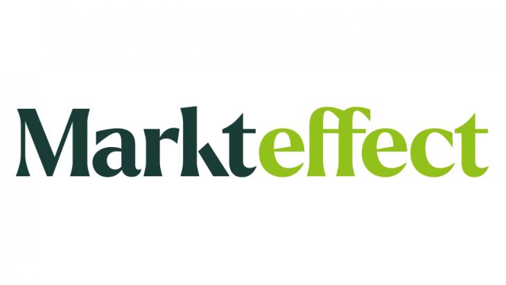 Het nieuwe logo van Markteffect