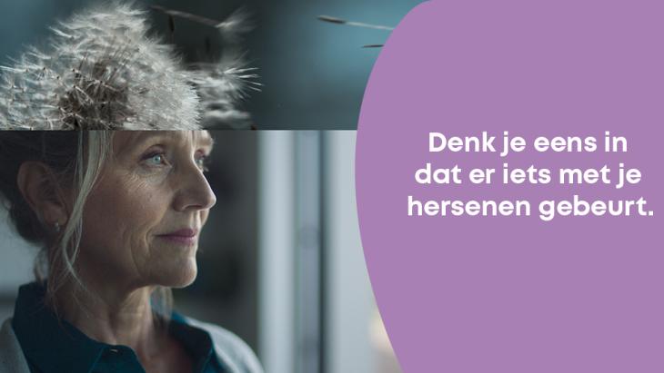 Hersenstichting wil Nederland bewust maken van het belang van gezonde hersenen