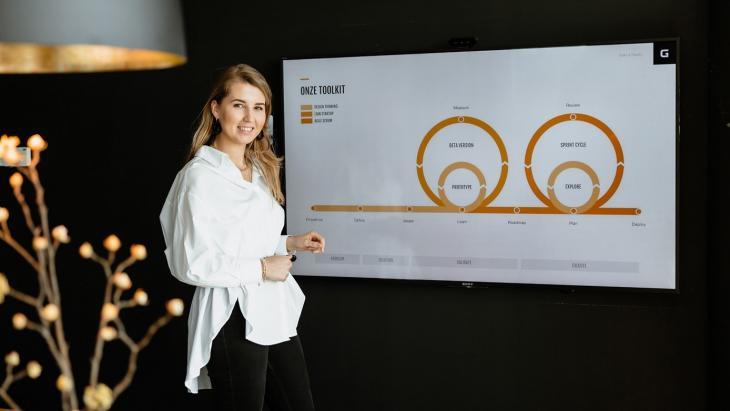 Digitale transformatie waarde toevoegen in digitale wereld