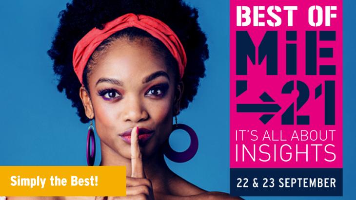 Heb jij je Best of MIE21-ticket al besteld?