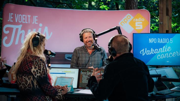 NPO Radio is populair