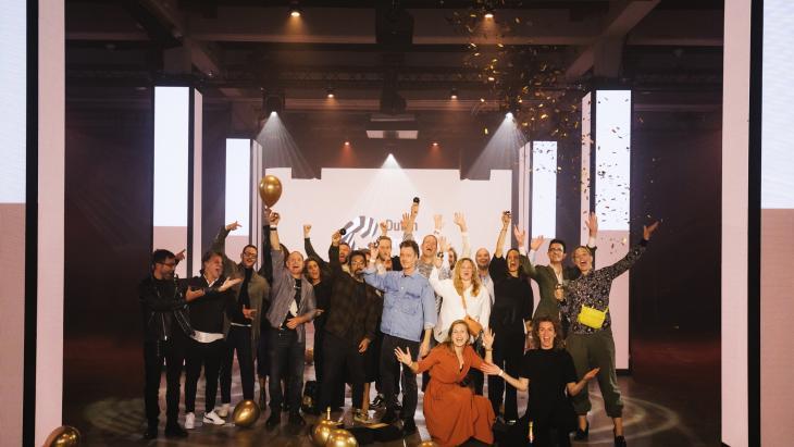 Tony's Chocolonely's Sweet Solution wint Grand Prix bij Dutch Creativity Awards