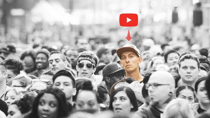 Advertising op YouTube