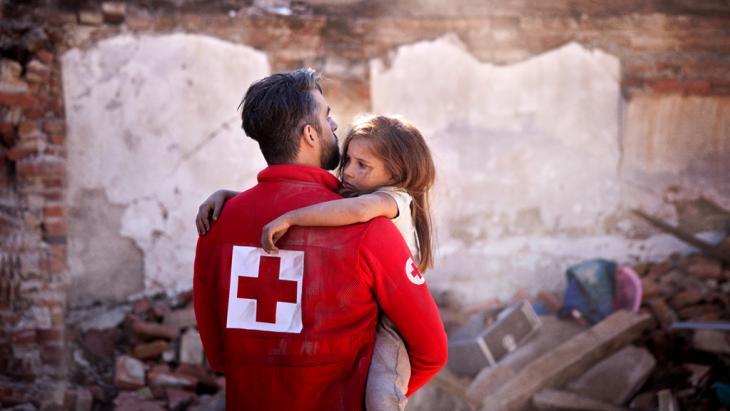 Rode Kruis presenteert nieuwe positionering en campagne
