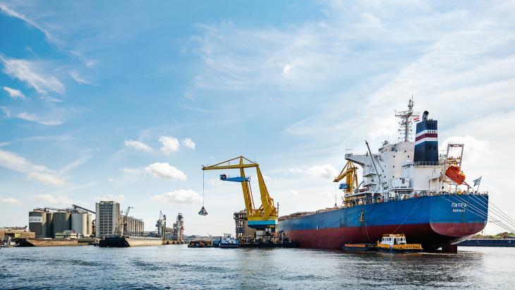 Port of Amsterdam kiest XXS