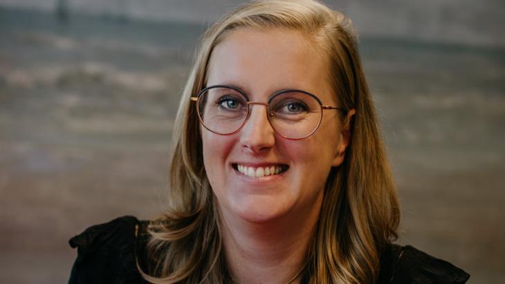 Vera Kops, vice-president Lewis Nederland
