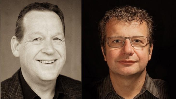 Sander auf dem Brinke en Frank Huiberts